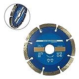 Hoja de Diamante para Rastrillar Mortero de Ladrillo 115mm x 6mm x 22.2mm para Amoladoras Angulares de 4 1/2