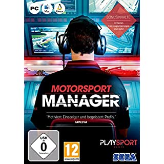 Motorsport Manager (PC) [German Version]