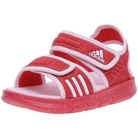 Adidas Akwah 7K, Sandale SPORT Kinder, Pink - Rose/Blanc/Rose clair - Größe: 35