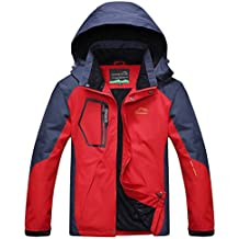 Amazon.es: chaquetas rojas - Beige