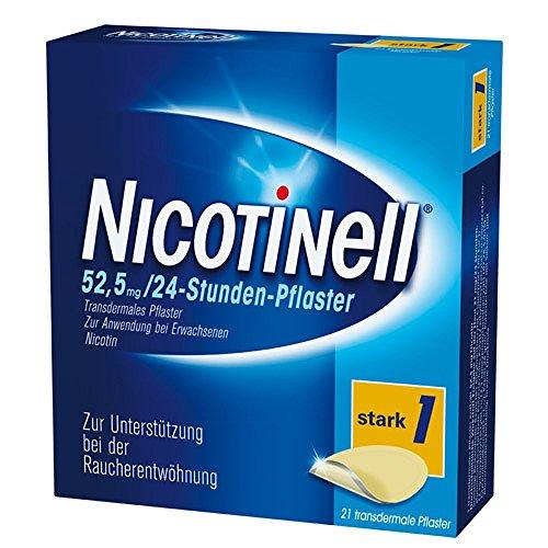 NICOTINELL 52,5 mg 24 Stunde 21 St Pflaster transdermal
