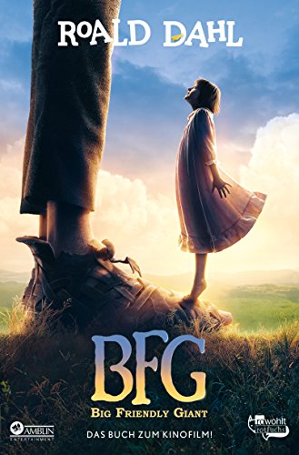 bfg-big-friendly-giant-das-buch-zum-kinofilm