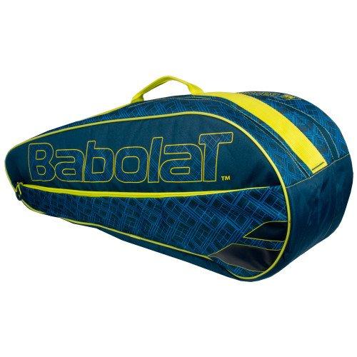 Babolat Racket Holder Essential Club Schlägertasche, Blau, 68 x 40 x 20 cm (Racket Holder)