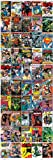 GB Eye LTD, DC Comics, Covers, Poster Porte, 53 x 158 cm