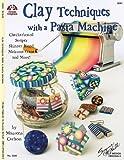 Book Pasta Machine Technique Book, Multi-Color