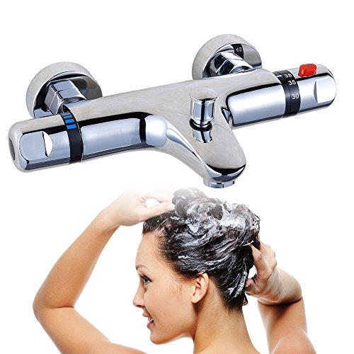 Thermostat Wannenarmatur Duscharmatur Bade Wannen Armatur Wannenthermostat Wasserhahn