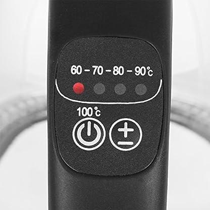 Emerio-WK-119255-Glas-Wasserkocher-mit-Temperaturwahl-60C70C80C90C100C-Trockengehschutz-2200-Watt-17-Liter-Auto-Off-17-liters-Schwarz