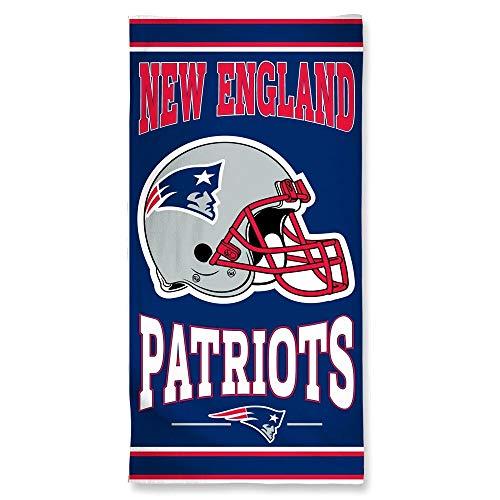 NFL Strandtuch 150x75 cm New England Patriots
