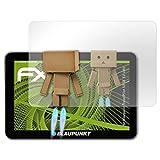 atFoliX Displayschutz für Blaupunkt TravelPilot 53 CE EU LMU Spiegelfolie - FX-Mirror Folie mit Spiegeleffekt