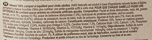 8in1 Iams Naturally Lamb Cat Food Dry Food for Cats with Natural Ingredients Sizes 4