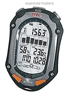 HTC Digital Barometer Altimeter AL-7010 With Temperature & Compass by Supreme Traders Supertronics1989