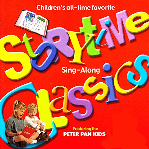 Children's All-Time Favorite Storytime Sing-Along Classics