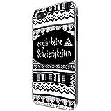 iphone 5 5S Aztec Ornate es gibt keine schwierigkeiten lion Quote Black and White Design Fashion Trend H�lle Case Back Cover Metall und Kunststoff-L�schen Frame