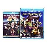 Hotel Transylvania Cap. 1 & 2 (2 Blu-ray, 1 DVD)