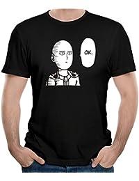 Hombre One-Punch Man OK camisetas