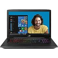 "ASUS ROG Strix GL703VM-BA175T PC Portable Gamer 17,3"" Full HD Noir (Intel Core i7, 8 Go de RAM, Disque Dur 1 to + SSD 128 Go, Nvidia GeForce GTX1060 3G, Windows 10) Clavier AZERTY"