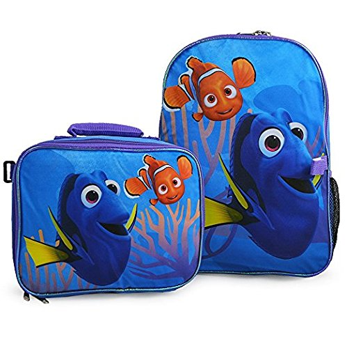 disney-finding-dory-16-backpack-insulated-lunch-bag-official-licensed-by-disney