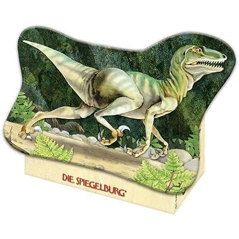 20869 - Die Spiegelburg - Mini-Puzzle: T-Rex World - Deinonychus, 40 Teile, 40 Teile