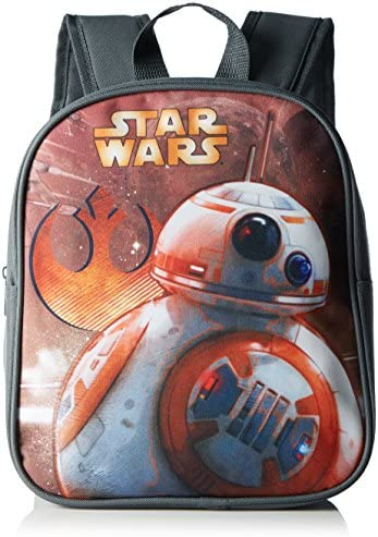 FABTASTICS, Star Wars BB-8 BB-8 BB-8 Sac à dos pour enfant, Gris (Gris/Bunt (Gris)), (taille unique) B01LXG9GQT | Ont Longtemps Joui D'une Grande Renommée  84b8f6