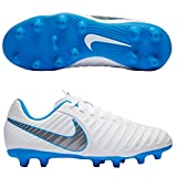 buy online 5e25b a7841 Nike Tiempo Legend 7 Club FG JR AH7255 107, Scarpe da Calcio Unisex-Adulto