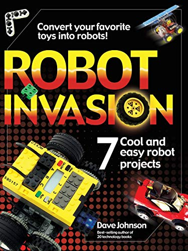 Robot Invasion: 7 Cool and Easy Robot Projects - Home Design-software Easy