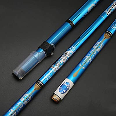 HIOD 5m 6m 7m 8m FLOAT Fishing Rod for Coarse Freshwater Can be fixed length