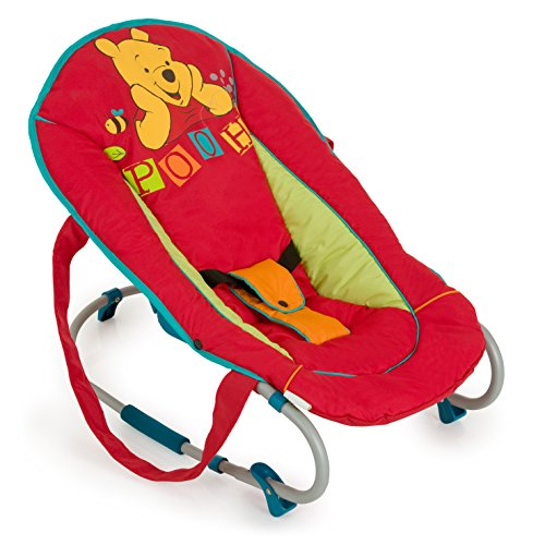 Hauck Modelo 62027 Hamaca bebe Disney rojo