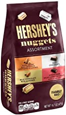 Hershey's Nuggets Assortment Family Bag, 473g