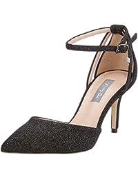 SJP by Sarah Jessica Parker Women's Quest Ankle Strap Heels