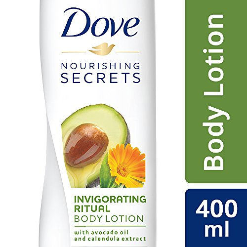Dove Invigorating Ritual Body Lotion, 400ml