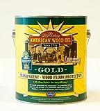 TUNG-Nussöl Transparent Gold (klassisch) 1 Gallone