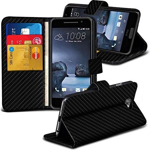 onx3r-black-carbon-fiber-wallet-htc-one-a9-case-fibre-de-carbone-bookstyle-pu-cuir-wallet-flip-avec-