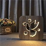 Orso simpatico animale design plastica luce notturna lampada da tavolo su misura lampada colore bambino regalo decorazione della casa vendite dirette