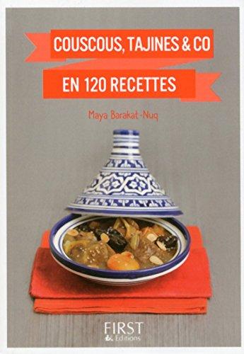 Petit Livre de - Couscous, Tajines & co en 120 recettes