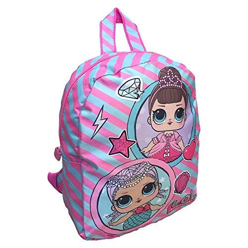 ZAINO LOL SUPRISE Asilo Scuola Materna Borsa Bambina - Dimensioni Cm. 27x22x8.5 - B98546MC