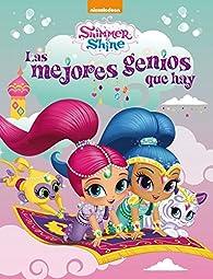 Las mejores genios que hay. Shimmer & Shine. Actividades par Nickelodeon