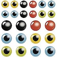RAYHER–7873449–Epoxy adesivo per occhi, 10+ 14cm Ø,