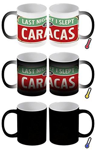 Zauber Magic Tasse Stadt Caracas Venezuela