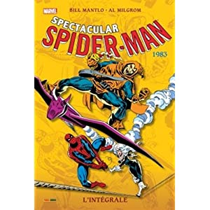 SPECTACULAR SPIDER-MAN INTEGRALE T34 1983