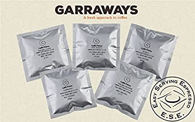 Caffe Prima ESE Coffee Pods - Mixed Variety Pack (100 Pods) from Garraways