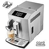 Kaffeevollautomat✔ Edelstahlgehäuse✔ silber-gebürstet✔ Café Bonitas✔ Tech1✔ Touchscreen✔ Dualboiler✔ 19 Bar✔ ✔ Kaffeeautomat✔ Kaffeemaschine✔ Kaffee Espresso Latte Kaffee