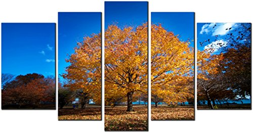obella-new-wall-art-canvas-prints-5-pieces-autumn-tree-inner-framed-ready-to-hang-oil-paintings-prin