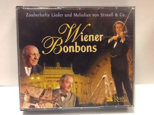Preisvergleich Produktbild 5-CD-Box - WIENER BONBONS - Zauberhafte Lieder und Melodien von Strauß und Co.