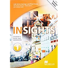 Insights Student's Book and Workbook with MPO Pack Level 1 by Judy Garton-Sprenger (2013-01-02)