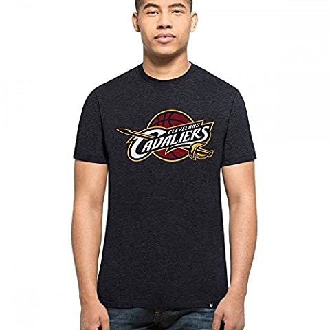 47 Forty Seven Brand Cleveland Cavaliers Club Tee NBA T-Shirt Mens Herren
