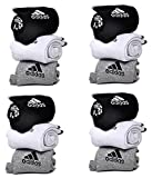 #8: Pack Of 12 Pairs Socks With AdidaS Logo Sports Ankle Length Cotton Towel Socks