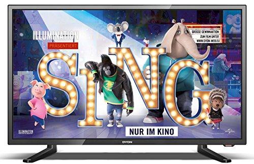 Dyon Live 24 60 cm (23,6 Zoll) Fernseher (Full-HD, Triple Tuner, DVB-T2 H.265 /HEVC)
