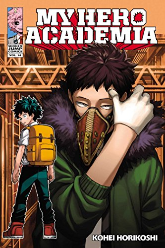 My Hero Academia, Vol. 14 por Kohei Horikoshi