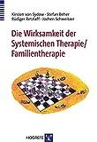 Die Wirksamkeit der Systemischen Therapie /Familientherapie - Kirsten von Sydow, Stefan Beher, Rüdiger Retzlaff, Jochen Schweitzer-Rothers