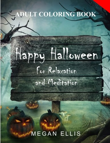 Happy Halloween : for Relaxation and Meditation (Halloween Afro)